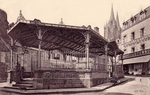 Carte postale Coutances