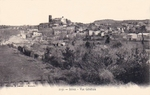 Carte postale Istres