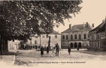 Carte postale Arc-en-Barrois