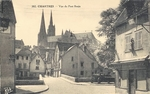 Carte postale Chartres