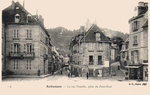 Carte postale Aubusson