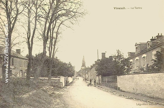 Carte postale de Vineuil