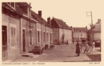 Carte postale Saint-Priest-en-Murat