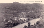 Carte postale Villeneuve-d Allier