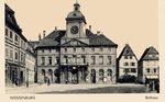 Carte postale Wissembourg
