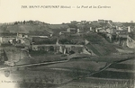 Carte postale Saint-Fortunat