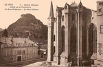 Carte postale Saint-Claude