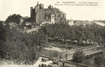 Carte postale Narbonne