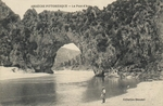 Carte postale Vallon-Pont-d Arc